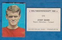 Bayern Munich Sepp Maier West Germany